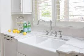 white kitchen cabinets with farm sink white kitchen cabinets with dual farm sink