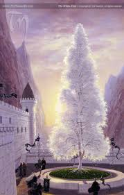 white tree of gondor the one wiki to rule them all fandom