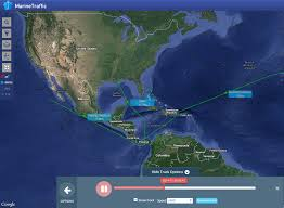 Google Maps Costa Rica Official Google Cloud Blog Marinetraffic Tracks Marine Vessels
