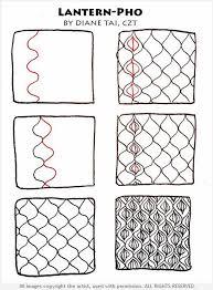 zentangle pattern trio 859 best tangle patterns tutorials images on pinterest doodles