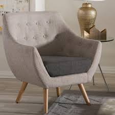 31 in cherry blossom white accent chair hb4721 the home depot