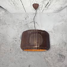 wicker pendant light cl 32726 products e2 contract lighting uk