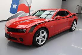 2013 camaro mylink for sale used chevrolet camaro for sale stafford tx direct auto