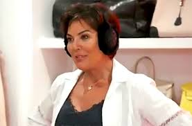 kris jenner diamond earrings kris jenner got earlobes surgically reduced on kuwtk