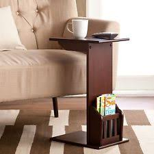 Flexible Sofa Sofa Arm Rest Tray Flexible Couch Placemat Wood Snack Table Ebay