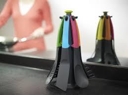 joseph ustensile de cuisine ustensile de cuisine elevate 6 pièces sur carrousel multicolore