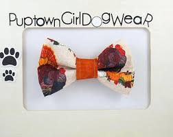 thanksgiving tie thanksgiving bow tie etsy