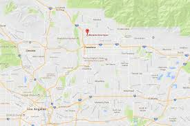 Pasadena Ca Map Elements Dance Space Dance And Fitness Classes For Toddlers