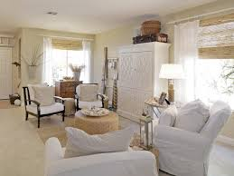 living room country cottage living rooms white stone wall