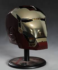 review and photos of iron man mkiii full size replica helmet