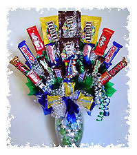 candy arrangements sweet bud bouquets edible candy bouquets wisconsin