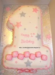 baby girl birthday 11 number one baby girl birthday cakes photo number 1
