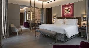 chambre hotel luxe design fendi suites alkeor