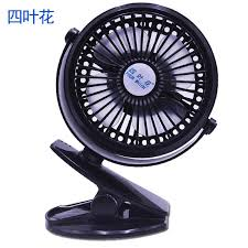 travel fan images Battery operated clip on fan for baby stroller car back seat jpg