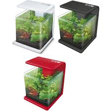 idee deco aquarium aquarium wave avec éclairage led et filtres u2013 animal u0026 co