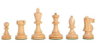Wooden Chess Set The B H Wood Series Chess Set 3 75