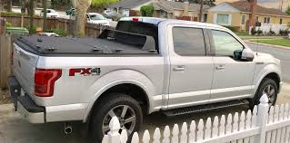 Ford F 150 Truck Bed Cover - 2016 f 150 with a diamondback hd tonneau cover ford f 150