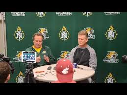 Football Conference Table Videos Northern Michigan University