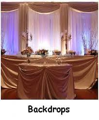 wedding reception table table skirting kits wedding reception table decorations