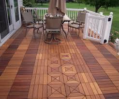 Wood Patio Flooring by Ipe Wood Porch Flooring