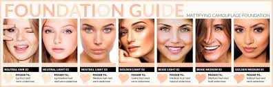 foundations makeup mekka