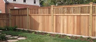 Types Of Fencing For Gardens - fencing material options nugreen contracting