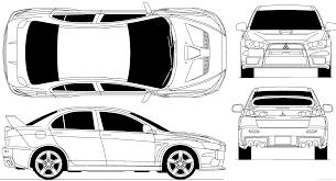 mitsubishi cars 2009 the blueprints com blueprints u003e cars u003e mitsubishi u003e mitsubishi