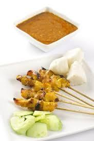 recette cuisine malaisienne recette brochettes de poulet malaisiennes et sauce satay