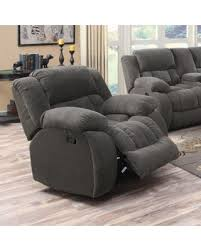 coaster chenille glider and ottoman in chocolate deals on coaster company chenille pillow padded glider recliner brown