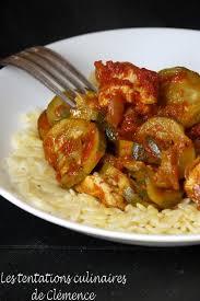 cuisiner des courgettes light courgettes et poulet façon tajine mélange d épices maison les
