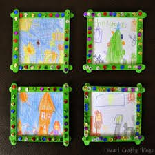 how to make handprint art on ceramics kids s homemade and gift
