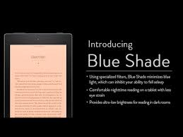 kindle paperwhite blue light filter amazon fire hd 8 reader s edition is great for bedtime reading but