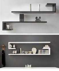 Etagere Murale Design Pour Le Salon Shelves Shelving And Interiors - Bedroom shelf designs