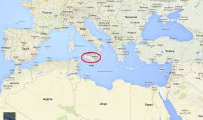 Google Maps Italy by Europe Mediterranean Migrant Crisis Business Insider