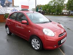 nissan micra petrol mileage used nissan micra 1 2 dig s acenta 5dr cvt for sale in leeds west