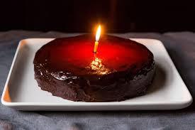 my chocolate orange birthday cake recipe on food52
