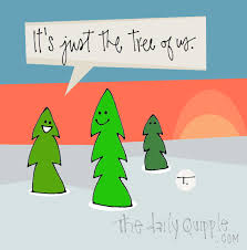 tree puns the daily quipple