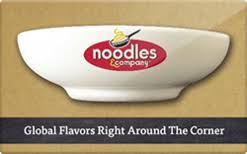 gift card company sell noodles company gift cards raise