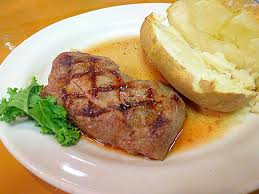 Steak Drapes Steak Hungry Travelers