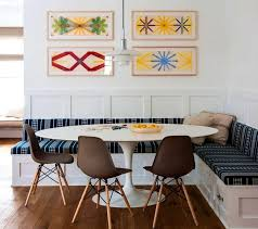 corner banquette seating dining room bench impressive the images