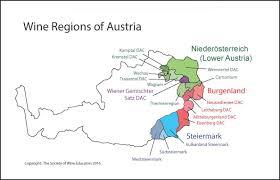 World Map Austria by Austria U2013 Swe Map 2017 U2013 Wine Wit And Wisdom