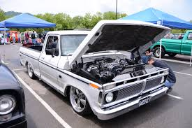 Old Ford Truck Engines - bangshift com 2014 f 100 supernationals