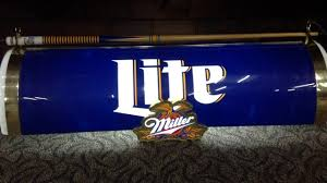 Miller Genuine Draft Pool Table Light Man Cave Auction 9 14 16 In Indianapolis Indiana By Christy U0027s Of