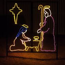 Lighted Santa And Reindeer Outdoor by Outdoor Christmas Reindeer Decorations Lighted Outdoor Lighted
