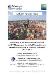 proceedings of the ictm 2012 by jolanta kowal issuu