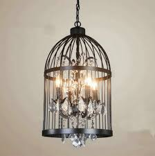 Contemporary Pendant Lights by Unique Birdcage Pendant Light Chandelier 69 For Contemporary