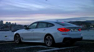 bmw 6 series gt exterior youtube
