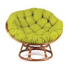 Papasan Chair And Cushion Reviving And Reinventing The Comfortable Papasan Chair