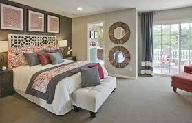 contemporary master bedroom with wall to wall carpet zillow digs