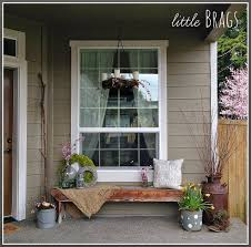 awesome small front porch decorating ideas for summer decor idea